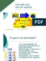 Consultoria Empresarial e a Gestão por processos
