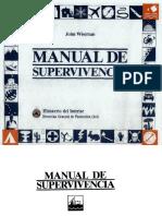 Manual de supervivencia (de las SAS) - John Wiseman.pdf