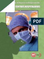 Manual Informativo de Prevención de Riesgos Laborales. Riesgos en Centros Hospitalarios.pdf
