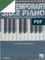 (Training) - Hal Leonard - Contemporary Jazz Piano.pdf