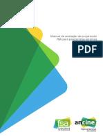 Manual de avaliação de projetos do FSA para pareceristas externos