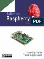 Taller de Raspberry Pi