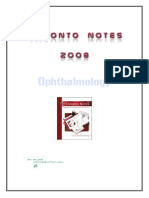 Ophthalmology - Toronto notes.pdf
