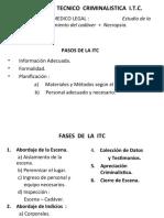 Inspeccion Tecnico Criminal is Tic A - Imprimir