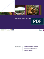 Proyectos Ecolodges CCristales Amazonia