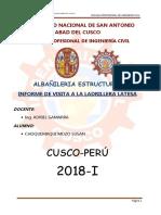 324065260 Informe de Ladrillos