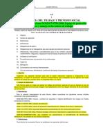NOM-017-STPS-2008, Equipo de Protección Personal-Selección, Uso y Manejo en Los Centros de Trabajo.