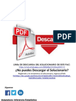 DESCARGAR la resolución del Producto Académico N°1 de Inferencia Estadística - UC Distancia.