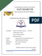 Informe Final Filtros