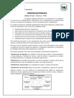 Institución y Mercados Financieros