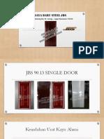 0812 9162 6107 (JBS), Pintu Kamar, Pintu Modern, Pintu Minimalis Kupu Tarung
