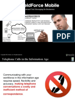 FieldForce Mobile | Text Messaging Software for the Mobile Workforce | Sales Reps | Field Services | Delivery Drivers | Maintenance | Nationwide Staff | Independent Contractors | Technicians | Field Services | Franchise Owners