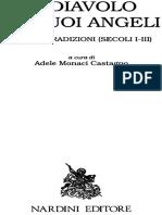 Il Diavolo e i Suoi Angeli _ Te - Adele Monaci Castagno