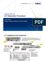 2.IPasolink VR LCT Operation