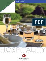 Borgonovo Hospitality 2017