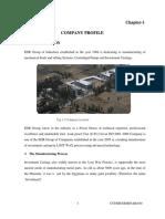 EDR grp training Report by khan