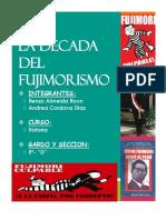 Historia Fujimori
