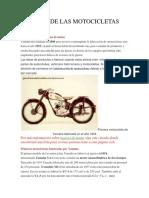 Historia de Las Motocicletas Yamaha