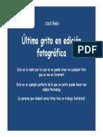16.Último Grito en Edición Fotográfica. Worth1000.Com