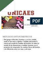 NUTRICION-METDOS ANTROPOMETRICOS