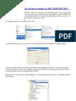 Cómo hacer una base de datos sencilla en SQL SERVER