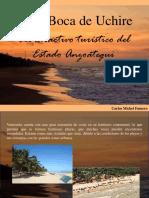Carlos Michel Fumero - Playa Boca de Uchire, Un Atractivo Turístico Del Estado Anzoátegui