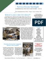 Hsr Newsletter October