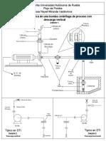 Típico (DTI) Flujo de fluidos