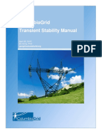 PEFA Transient Stability Transient Stability Manual 5-12