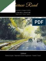 Narrow Road (Vol 5) - Aug 18