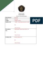 Manual Prosedur Pendaftaran