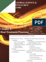 Heat Treatment Part 2 by Prof Naman M. Dave