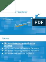 03 WO_NAST3033_E01_1 UMTS Feature Parameter-127