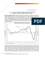 Standard & Poors 2nd Quarter 2010 Home Price Index