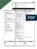 4.1 Check List Keselamatan Pasien Operasi