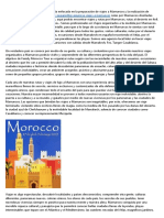 Viaje a ketama Marruecos