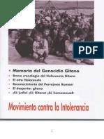 2 Memoria Del Genocidio Gitano. Cuadernillo 20