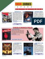 Novedades Panini Comics octubre 2018