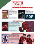 Novedades Panini Comics octubre 2018 Marvel