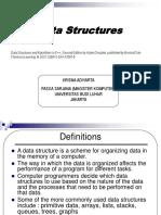 Data Structure Presentation