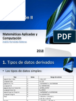 Programación II - Tema 1. Tipos de datos derivados.pdf