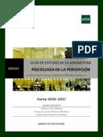 Guia de Estudio Percepcion Parte II 2016 2017