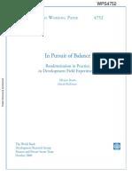 Bruhn Mckenzie 2009- Randomization Pursuit