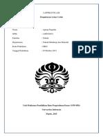 Laporan or 02 Agung Nugraha (1406552673) Teknik Metalurgi Material 2014