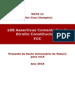 E-book FCC 100 Questoes Nota11