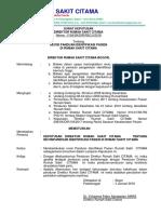 Surat Keputusan Skp 1
