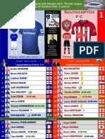 Premier League week 2 180818 Everton - Southampton 2-1