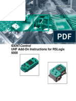 UHF Add-On Instructions