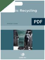 Plastics Recyling