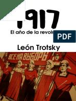 1917 El Año de La Revolucion - Trotsky, Leon